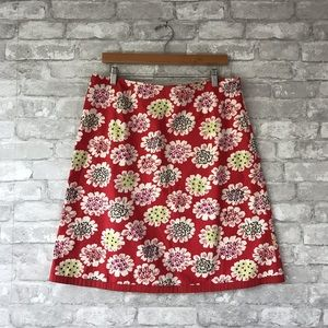 Boden floral skirt